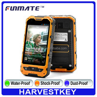 IP67 Waterproof Rugged Cell phone Dual Core WIFI 3G GPS Andriod 4.2 Outdoor Sport Mobile Phone A8