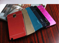 New Motomo Colorful Aluminum Case Cover for Samsung Galaxy Note 2 N7100