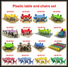 Cheap price school tables and chairs children school furniture used school furniture plastic tables and chairs