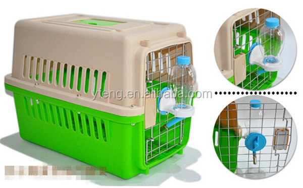 2014 Deluxe Dog Aviation Box/Travel Carrier For Small Animal Cages Cheap