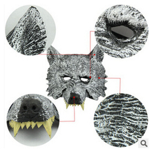 Wolf Head mask for halloween costume ball