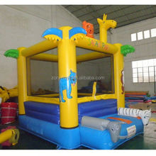 cartoon Inflatable Bouncer , ZY-BH2066 inflatable Bouncer blower for bounce house