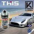 del coche de aerosol de pintura en spray de pintura de aceite