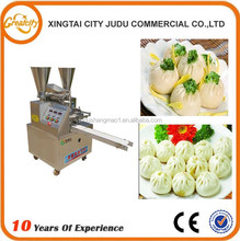 meat and vegetable filling momo making machine