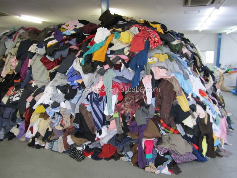 unsorted second clothes in uk belgium used clothing