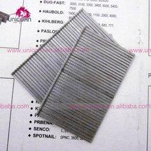 "16GA 2"" inch silver finishing brads nails"