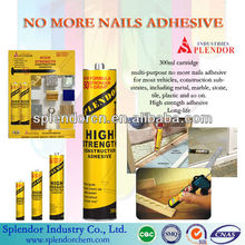 Free Silicone Adhesives No More Nails