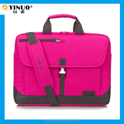 YINUO Waterproof Notebook Bag for Macbook Air & Macbook Pro 15-inch