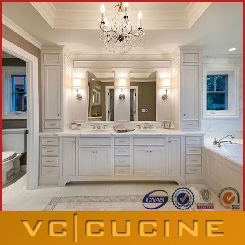 North-American project bathroom vanity