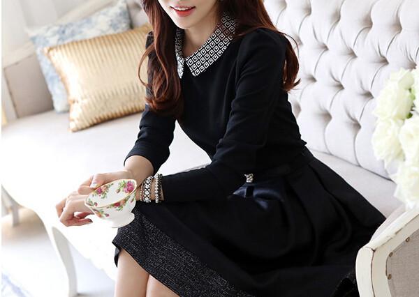 WQL1582 autumn dress 10