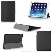Top Quality Folio Stand Wholesale Premium PU Leather Case For Ipad 6 For IPad Air 2