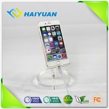 Retail show acrylic cellphone display stand