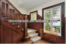 Escalas (escalera) de madera sólida modular elegante