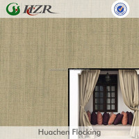 China manufacturer wholesale sound insulation fire retardant blackout curtains for home textile