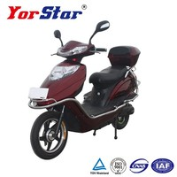 Excellent After-sale Service full size electric motorcycle