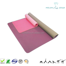 new OEM design for woman daily fitness and hot sell yoga mat