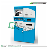 interactive multi touch kiosk pc i5 all in one q function table