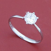 2012 New Design 925 steling silver Jewelry ring