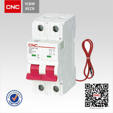 National Project Supplier YCB9F-80 mcb mccb circuit breaker rccb earth leakage.