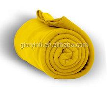 Polar Fleece Rug Travel Blanket low price factory