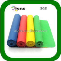 2014 Hot Sale A-B0004 Colorful Latex Free Rubber Bands / Body Shape Tape