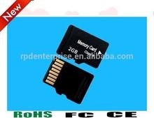 para 2gb de memoria micro sd tf tarjeta al por mayor 2gb 4gb 8gb clase 4 velocidad de bajo precio