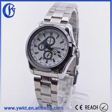 2015 new design stainless steel regal watch