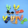 2015 hotsale Silicone ear plugs,safety ear plugs,christmas ear plugs with facotry price