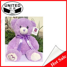 Custom Lavender bear Australia bear plush toy Australia's gift Can the microwave