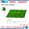 Hot! Color roofing steel sheet/color coated sheet made in China