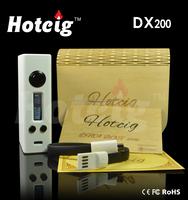 Vape case new 2015 Authetic dna 200watt TC mini e cig mod vv/vw mod of dx200
