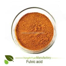 HAY powder state organic fulvic acid fertilizer high quality