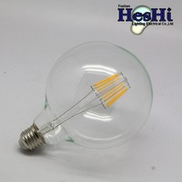 High brightness Low power consumption G95 6w led bulb