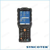 Handheld Rugged PDA Device High-speed Processor 1Ghz With 1D/2D Barcode Scanner And Camera GPRS/GSM WiFi Bluetooth GPS