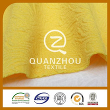 Competitive price wool knit fabric elie saba dress jacquard fabric picture