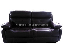 Home furniture lazy boy leather sectional recliner sofa