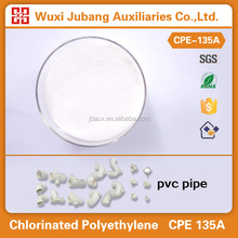 cpe135a,pvc impact modifier,processing aid for pvc pipe