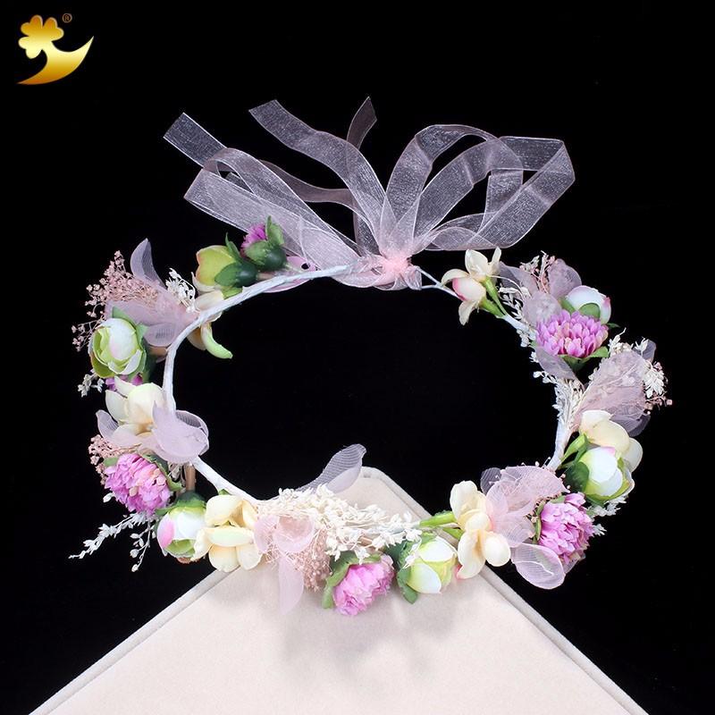 naturels faits la main fleur fleur de tissu indien de mariage guirlande de fleurs 89245 fleurs. Black Bedroom Furniture Sets. Home Design Ideas