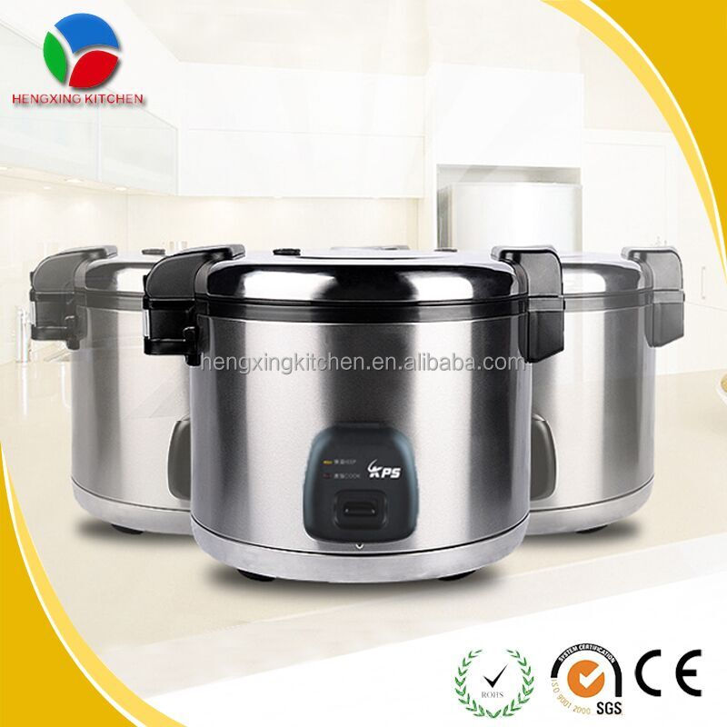 Commercial Electric Rice Cooker ~ Big size rice cooker commercial electric pressure cookers