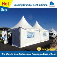 Heat insulation industrial storage tents