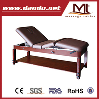 New Essence Deluxe Stationary Massage Table 4 section unfolding massage table