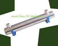 stainless steel purifier Ultraviolet sterilizer for home use automatic self cleaning filter