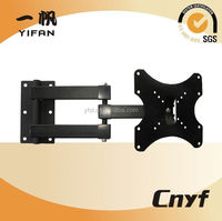 Yueqing LCD Wall Bracket Swing TV Mount LBY001B for L