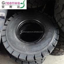 6.00-9 forklift solid rubber tires for forklift
