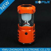 6SMD rechargeable hot selling portable 6SMD rechargeable hot selling portable multi-functional led solar camping lantern