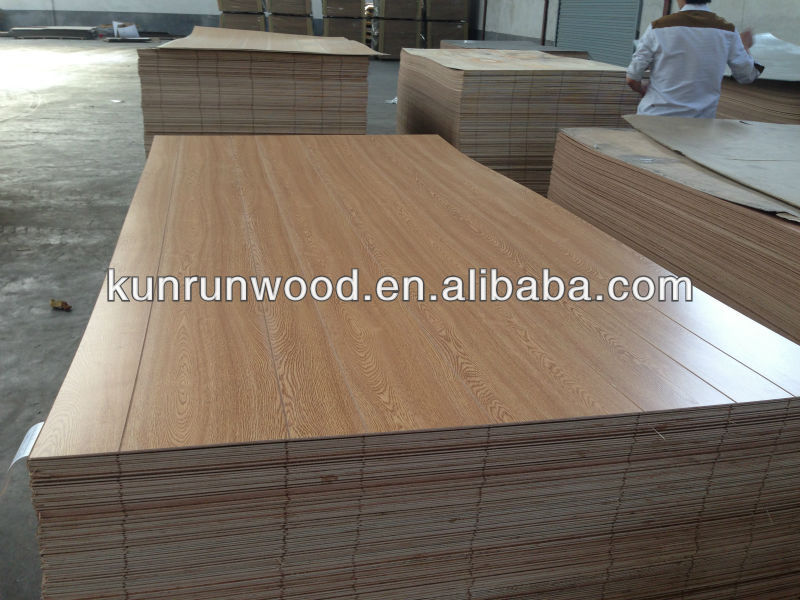 paper overlayer groove plywood,HDF,MDF,fancy paper plywood,pvc plywood,melamine MDF,melamine plywood