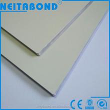 Preço de fábrica de ACM / painel composto de alumínio / Alucobond folha
