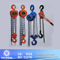 chain block trolley , roller chain block , parts of chain block