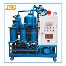 Hot Sale Vacuum Hydraulic oil dehydrator Machine