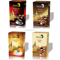 100% Arabica coffee beans 3 in 1 instant coffee